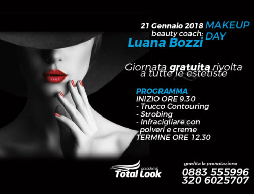 21 Gennaio MAKE UP DAY
